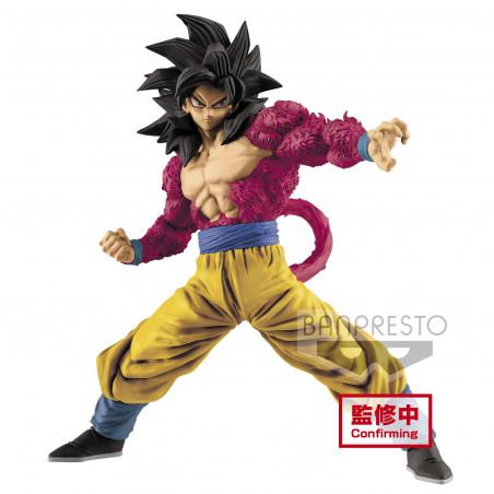 Dragon Ball GT - Figurine Son Goku SSJ4 Full Scratch