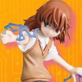 Toaru Kagaku no Railgun - Figurine Misaka Mikoto LPM Figure