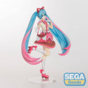 Vocaloid - Figurine Hatsune Miku Ribbon x Heart SPM Figure