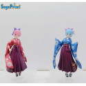 Re Zero Starting Life in Another World - Figurine Ram Wa-Style SPM Figure