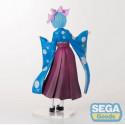 Re Zero Starting Life in Another World - Figurine Rem Wa-Style SPM Figure