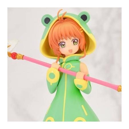 Sakura Cardcaptor – Figurine Sakura Kinomoto Special Figure Cute Frog Ver. image