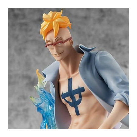 One Piece – Figurine Doctor Marco Portrait Of Pirates Limited Edition image