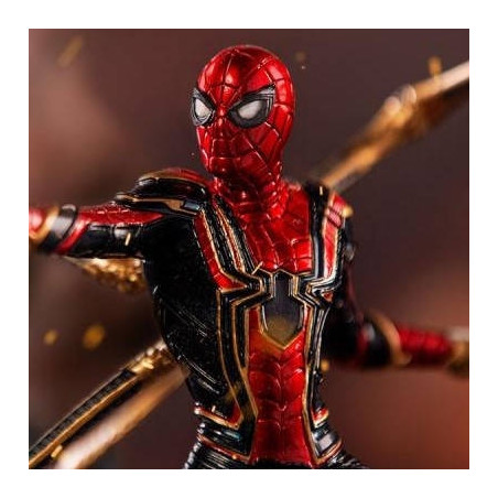 Avengers Infinity War - Figurine Iron Spider-Man BDS Art Scale 1/10 image
