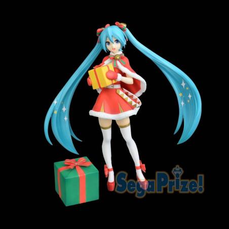 Vocaloid - Figurine Hatsune Miku SPM Figure Christmas 2019