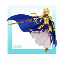 Sword Art Online Alicization - Figurine Alice Schuberg Super Special Series