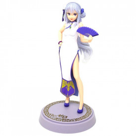 Re Zero Starting Life in Another World - Figurine Emilia PM Figure Dragon-Dress Ver.