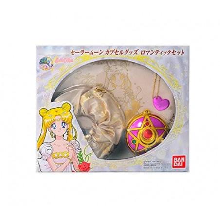 Sailor Moon - Set Accessoires Miracle Romance Princess Serenity
