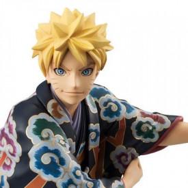 Naruto - Figurine Uzumaki Naruto G.E.M. Kabuki Edition