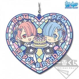 Re Zero Starting Life in Another World – Strap Rem & Ram Last One Ichiban Kuji