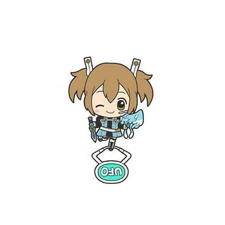 Sword Art Online Ordinal Scale – Strap Silica & Pina UFO Acrylic Keychain Mascot Vol.4 image