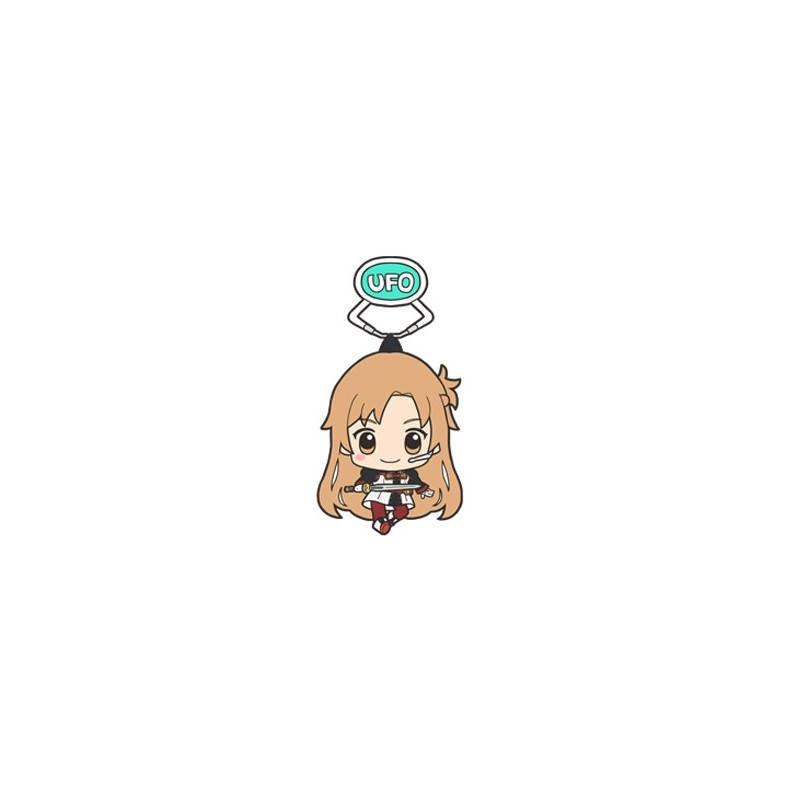 Sword Art Online Ordinal Scale – Strap Asuna UFO Acrylic Keychain Mascot Vol.4