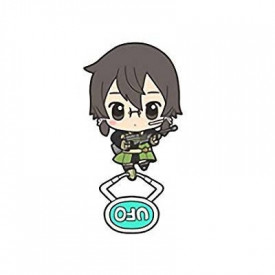 Sword Art Online Ordinal Scale - Strap Sinon UFO Acrylic Keychain Mascot Vol.4