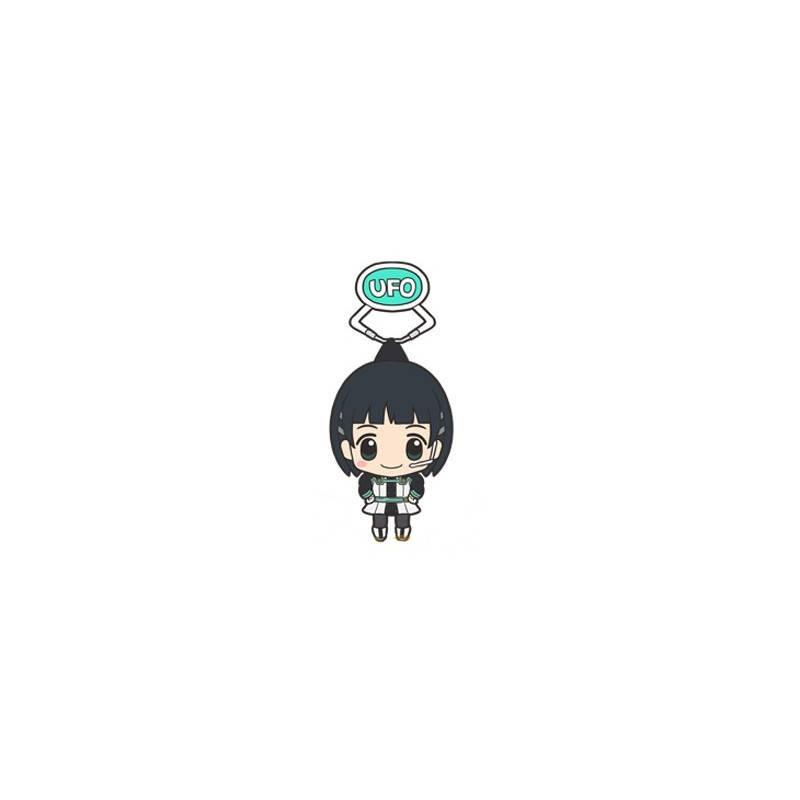 Sword Art Online Ordinal Scale - Strap Leafa UFO Acrylic Keychain Mascot Vol.4