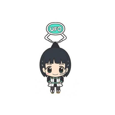 Sword Art Online Ordinal Scale - Strap Leafa UFO Acrylic Keychain Mascot Vol.4 image