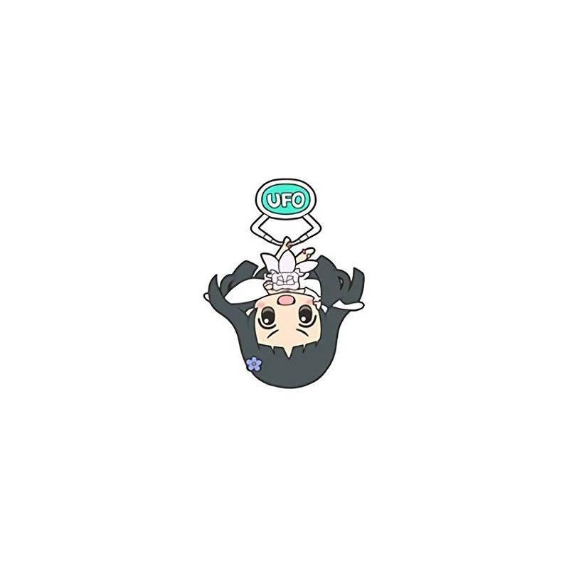 Sword Art Online Ordinal Scale – Strap Yuuki UFO Acrylic Keychain Mascot Vol.4