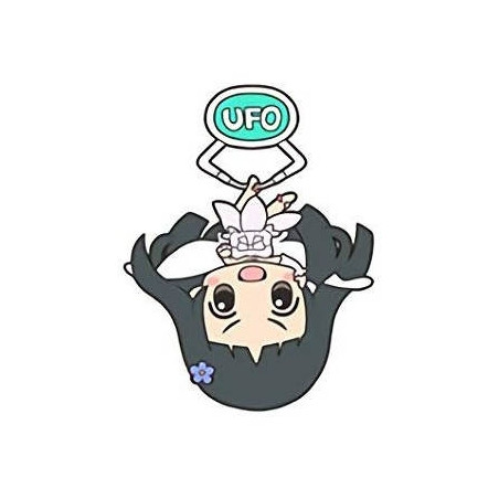 Sword Art Online Ordinal Scale – Strap Yuuki UFO Acrylic Keychain Mascot Vol.4 image