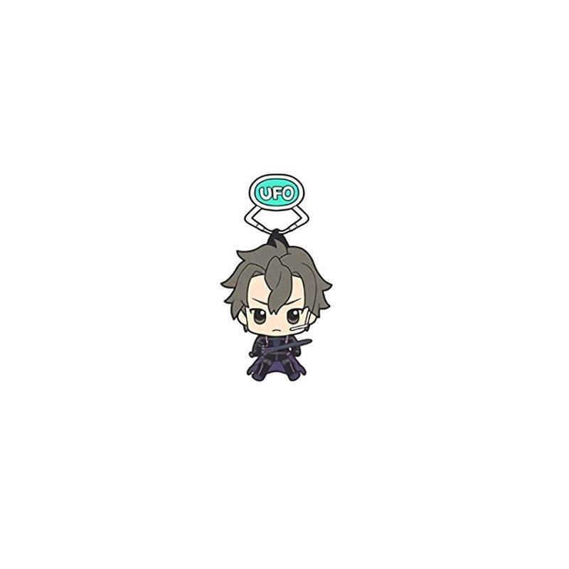 Sword Art Online Ordinal Scale – Strap Eiji UFO Acrylic Keychain Mascot Vol.4
