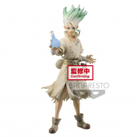 Dr. Stone - Figurine Senku Ishigami Figure Of Stone World