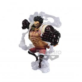 One Piece - Figurine Monkey D Luffy Gear 4 King Of Artist Special Ver.