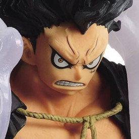 One Piece – Figurine Monkey D Luffy The Snakeman King Of Artist Special Ver.