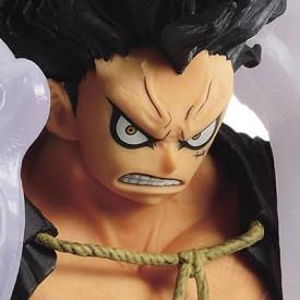One Piece KING OF ARTIST THE SNAKEMAN MONKEY・D・LUFFY Snakeman figure
