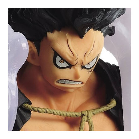 One Piece – Figurine Monkey D Luffy The Snakeman King Of Artist Special Ver. image