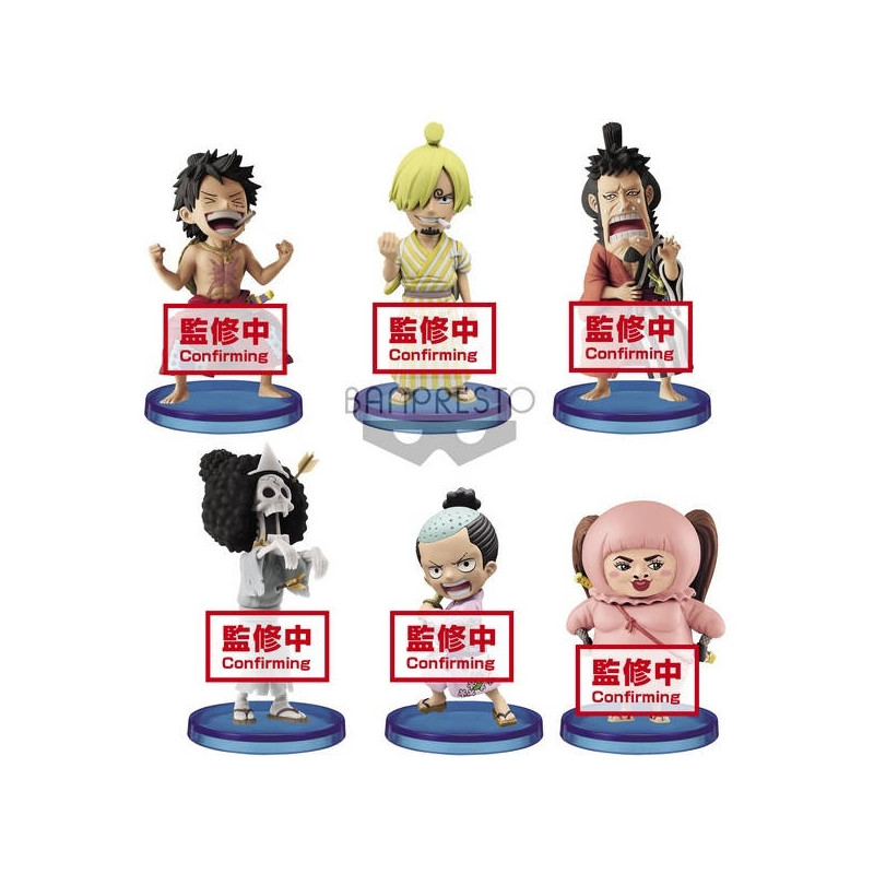 One Piece - Pack WCF Wano Kuni Country Vol.3