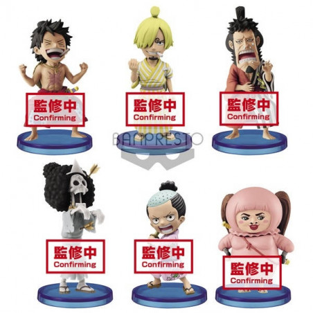 One Piece - Pack WCF Wano Kuni Country Vol.3 image