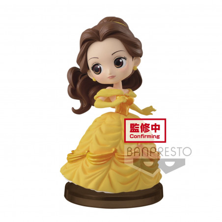 Disney Characters - Figurine Belle Q Posket Petit The Story Of Ver.D