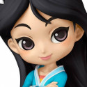 Disney Characters - Figurine Mulan Q Posket Royal Style Ver.A