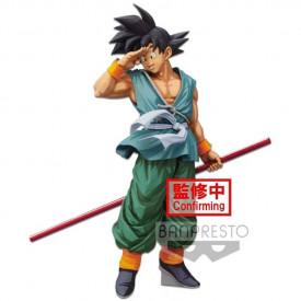 Dragon Ball Super – Figurine The Son Goku Super Master Stars Piece Manga Dimensions
