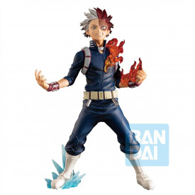 My Hero Academia - Figurine Shoto Todoroki Ichibansho Next Generations Feat. Smash Rising