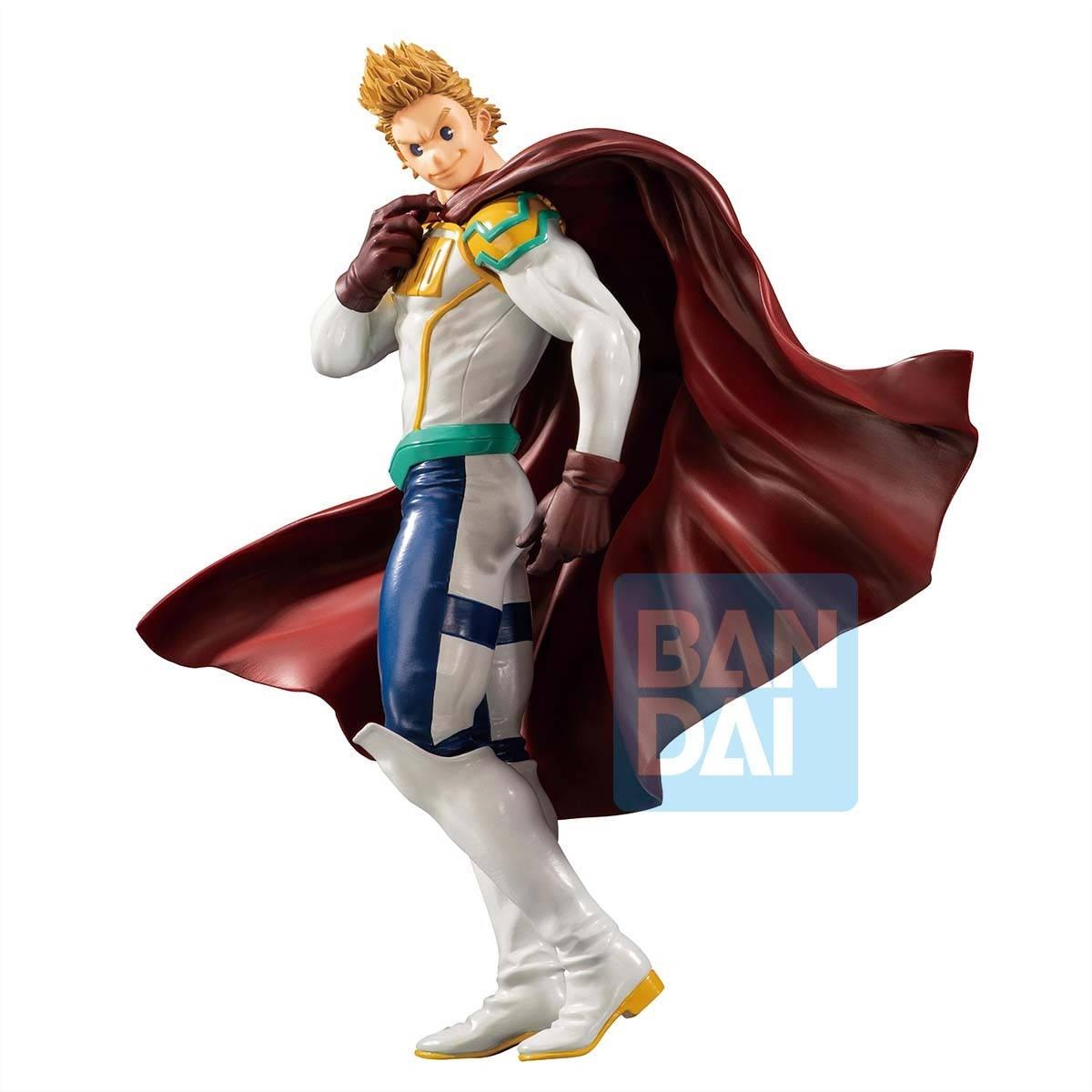 My Hero Academia – Figurine Mirio Togata Ichibansho Next Generations Feat. Smash Rising