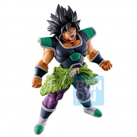 Dragon Ball Z - Figurine Broly Ichibansho History Of Rivales