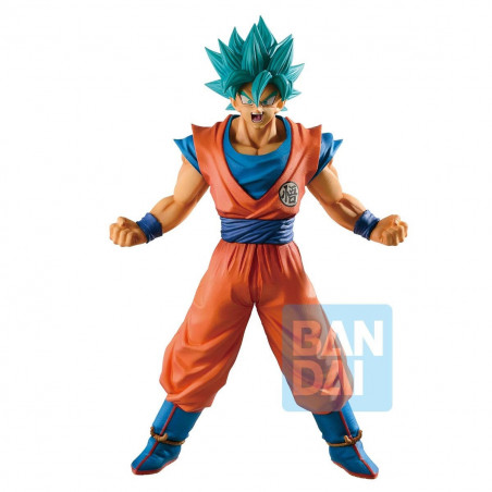 Dragon Ball Z - Figurine Son Goku Ichibansho History Of Rivales