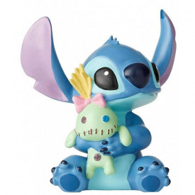 Disney Characters - Figurine Stitch & Souillon Disney Showcase Collection