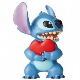 Disney Characters - Figurine Stitch Coeur Disney Showcase Collection