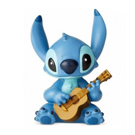 Disney Characters - Figurine Stitch Guitare Disney Showcase Collection image