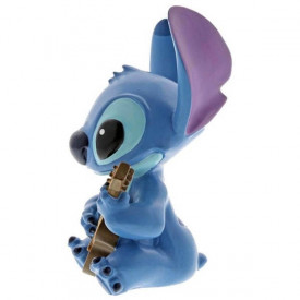 Disney Characters - Figurine Stitch Guitare Disney Showcase Collection
