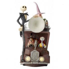 L'étrange Noel de Mr Jack - Figurine Terror Triumphant Disney Traditions Collection