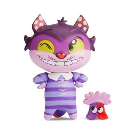 Disney Characters - Figurine Cheshire Cat The World Of Miss Mindy Disney Showcase Collection image