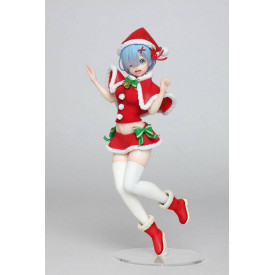 Re Zero Starting Life in Another World - Figurine Rem Original Winter Ver Precious Figure