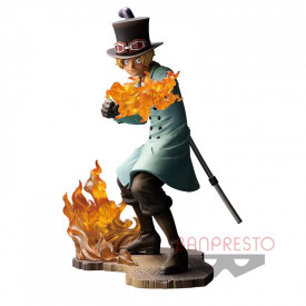 One Piece - Figurine Sabo Stampede Movie Posing Figure Vol.1