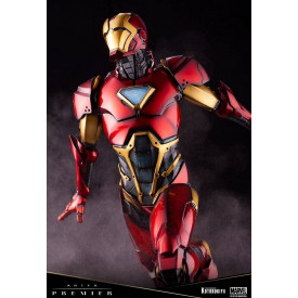 Iron Man - Figurine Iron Man Marvel Universe ARTFX Premier