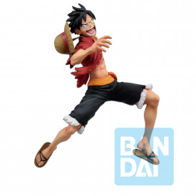 One Piece - Figurine Monkey D Luffy The Great Banquet Ichibansho