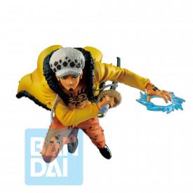 One Piece - Figurine Trafalgar D Water Law The Great Banquet Ichibansho