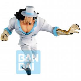 One Piece - Figurine Rob Lucci The Great Banquet Ichibansho