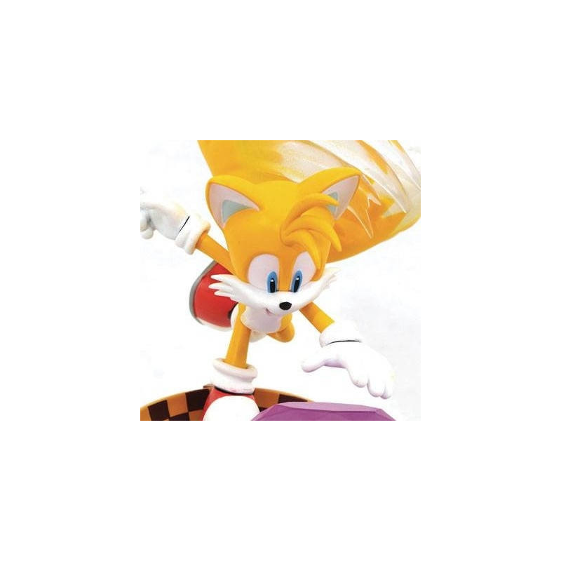 Sonic The Hedgehog - Figurine Tails Gallery