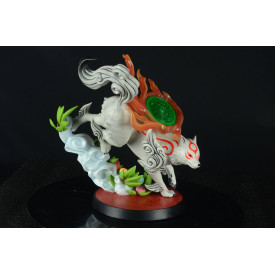 Okami - Figurine Amaterasu True Form Exclusive Edition